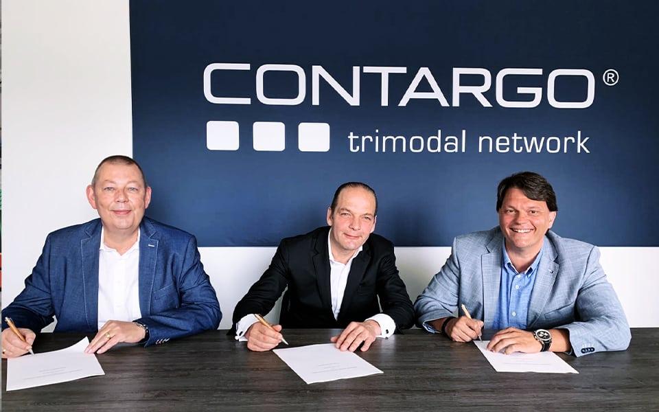 Contargo breidt binnenscheepvaartactiviteiten in de Benelux verder uit