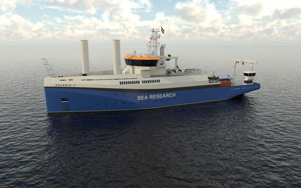 Aanbesteding Research Vessel(RV) Pelagia II