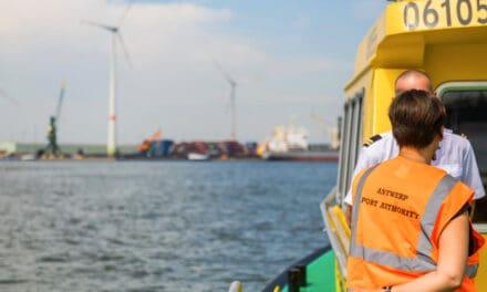 Efficiëntere scheepvaartbegeleiding, planning en handhaving