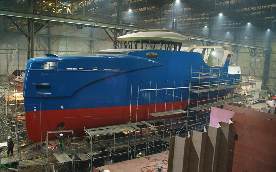 1,5 miljoen euro voor  maritieme hotspot Urk