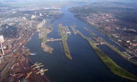 Onderhoudsstremming Noordersluis IJmuiden