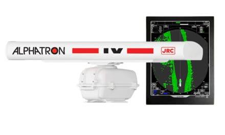 Alphatron Marine introduceert haar nieuwe rivierradar, de JMR-611