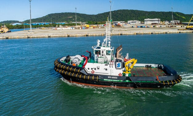 Wilson Sons Innovation Lab promotes digital transformation on board its tugboat fleet