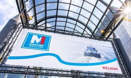 Maritime Industry verplaatst naar 18, 19 en 20 mei 2021