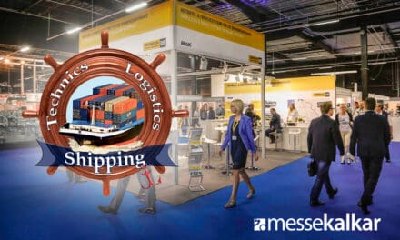 """Shipping Technics Logistics 2020"" weer achter ons"