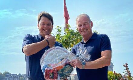 Contargo en Bosman vieren 40 jaar samenwerking