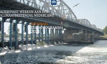 Deltaprogramma 2021: Versnellen en intensiveren om doelen 2050 te halen