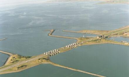 Noord-Nederland blij met bredere Lorentzsluizen