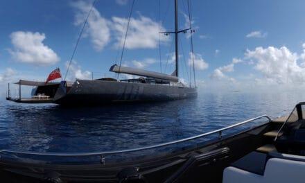 Royal Huisman en Malcolm McKeon onthullen het grootste sloepgetuigde jacht ter wereld: APEX 850