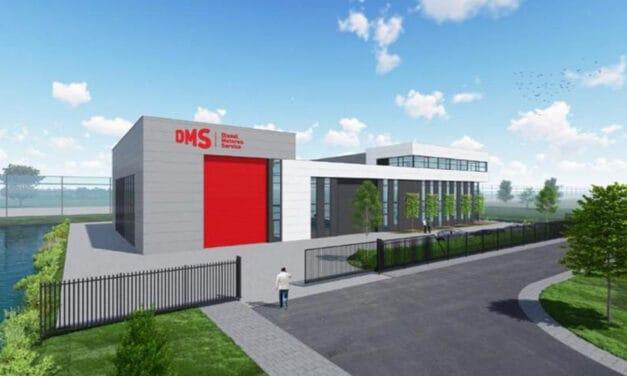 DMS Dieselmotoren verhuist naar Sliedrecht