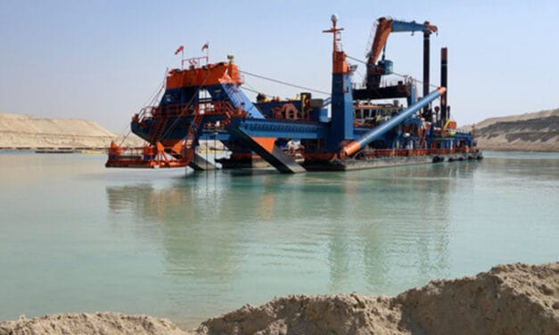 Taiwanese dredging project awarded to Van Oord