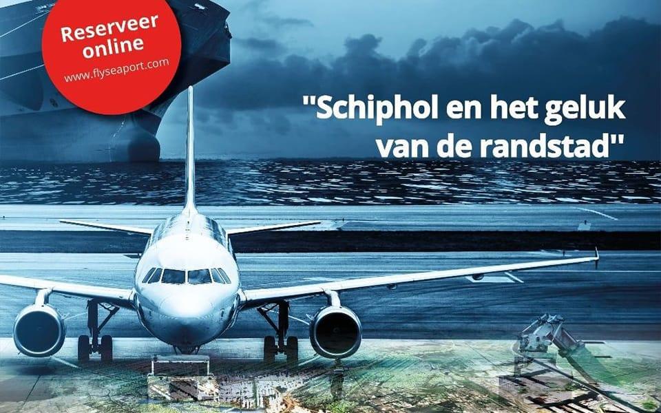 Schiphol naar zee, een maatschappelijke verantwoordelijkheid van Schiphol en de overheid!