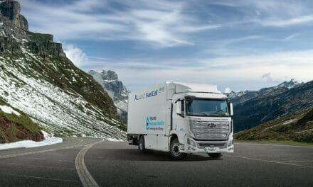 Hyundai levert eerste XCIENT Fuel Cell-trucks in Europa en presenteert uitbreidingsplannen voor VS en China