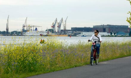 Versnelde stikstof-oplossing cruciaal voor havenindustrie