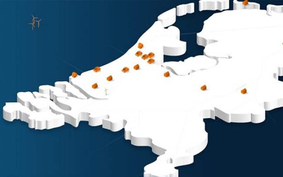 Missie H2 lanceert interactieve kaart met waterstofprojecten