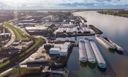 Werkendam lijkt tij mee te krijgen voor aanleg van de derde binnenvaarthaven