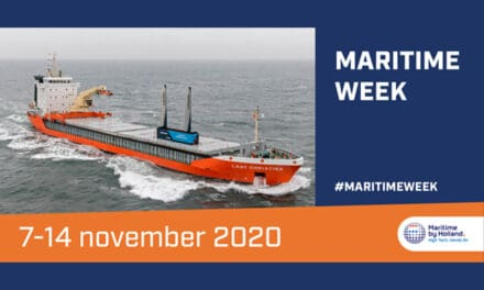 Online editie Maritime Week: Emissieloze maritieme sector