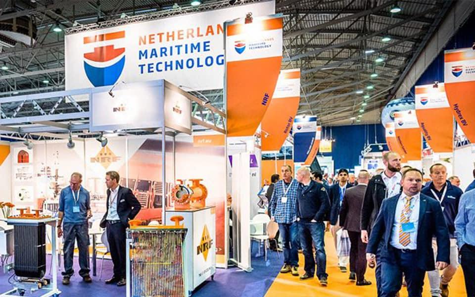 Maritieme beurs Europort lanceert nieuwe campagne 2021