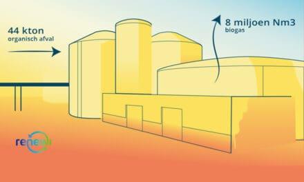 Eerste bio-LNG installatie van Nederland in Amsterdamse haven