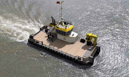 Damen signs with HST Marine for first Multi Cat 2309