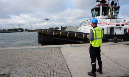 Steeds meer vliegende bewakers in de haven