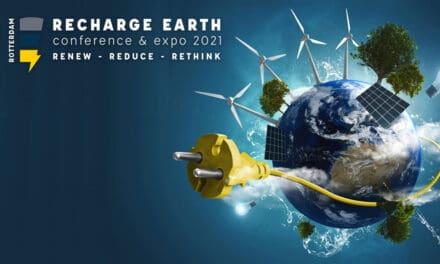 IRO Supporting Partner van platform Recharge Earth