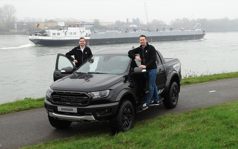 Ford bedrijfswagenspecialist Stern geeft maritieme sector extra aandacht