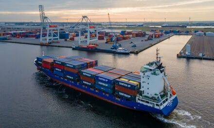 Port of Amsterdam verwelkomt nieuwe containerlijndienst met Ierland