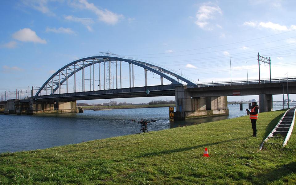 Inspecties grote renovatieklus aan Rijksbruggen in Zeeland