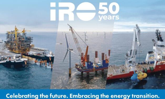 Jubileumjaar: 50 jaar IRO