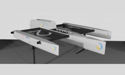 Solar Boat Team TU Delft lanceert design waterstofboot 2021