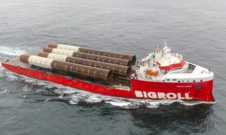 Bakker Sliedrecht en RH Marine upgraden module carrier BigRoll Bering met DP2-systeem