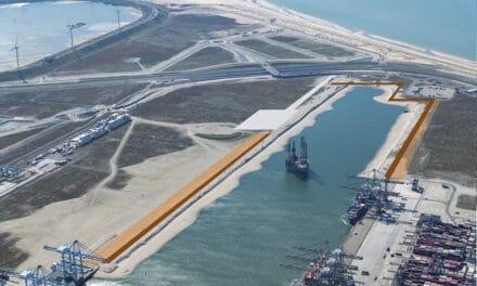 Havenbedrijf investeert in forse groei containeroverslag Rotterdam