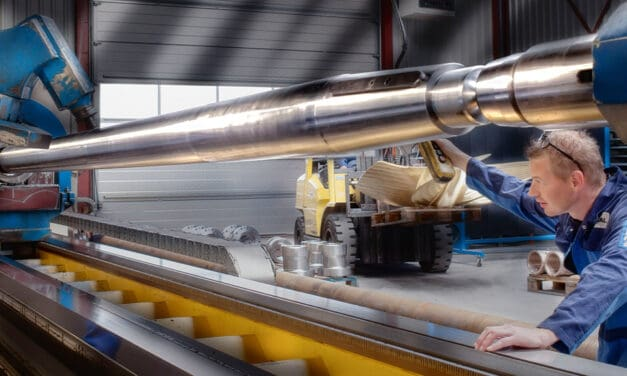 De Waal bereidt zich voor op levering  productenpakket Shell-schepen