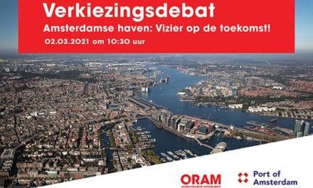 Verkiezingsdebat Amsterdamse haven