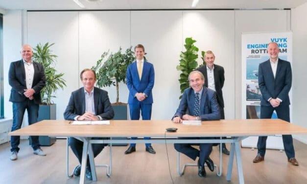 Koninklijke Doeksen neemt Vuyk Engineering Rotterdam over van Koninklijke IHC