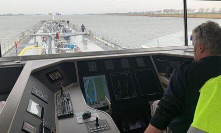 MTS Genfersee vertrekt bij Ruijtenberg Shipyard volgens het gestelde tijdsframe