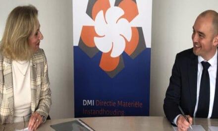 Royal IHC en DMI tekenen contract voor dokken en reparatie Zr.Ms. Groningen