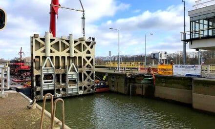 Steeds slechter varen door Zuid-Nederland