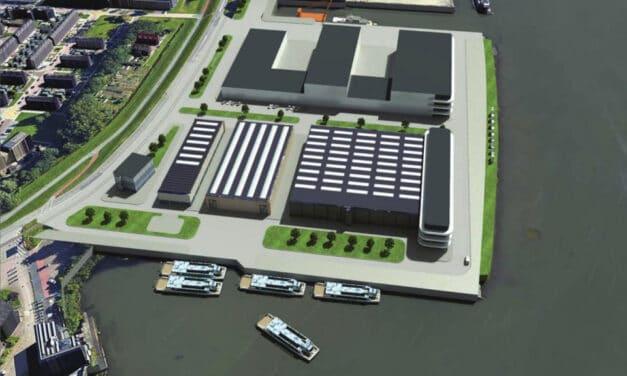 Loveld-terrein transformeert naar nautisch-maritiem centrum