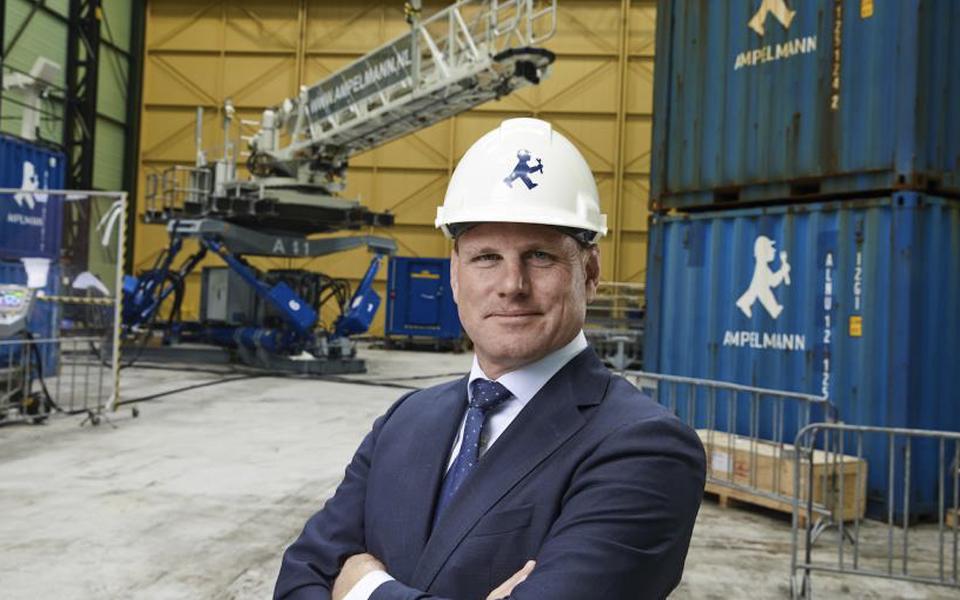 Opnieuw Nederlandse finalist European Inventor Award