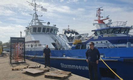 Nieuw opleidingsschip voor zeevaartstudenten STC Group