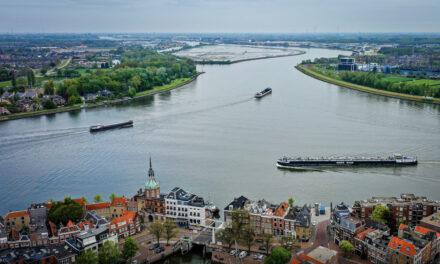 Varen deze schepen straks autonoom door 5G-fieldlab Drechtsteden