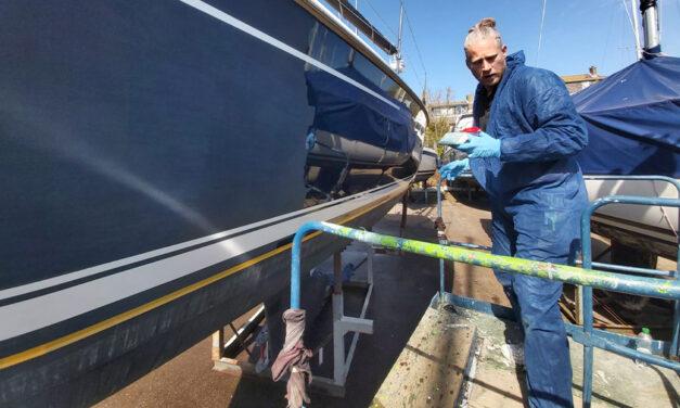 Impressed Pro Marine: complete onderhoudslijn die de levensduur van het jacht of schip verlengt