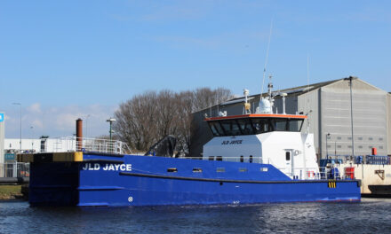 Atlantique Maritime Services buys a Damen FCS 2610 to serve the growing French offshore wind market