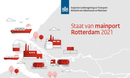 ILT brengt risico's mainport Rotterdam in kaart