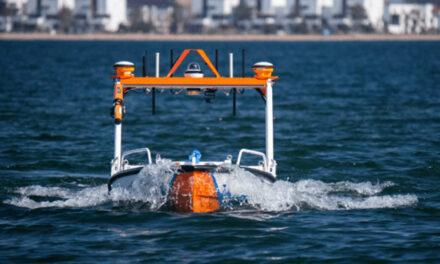 Tweede order Van Oord voor inspectieplatform van Demcon unmanned systems