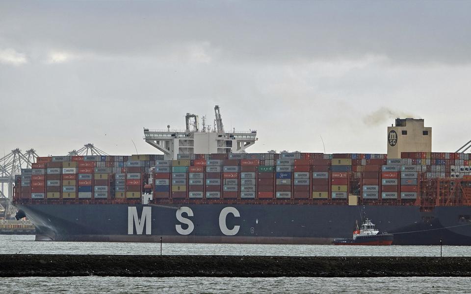 Suez armada succesvol afgehandeld
