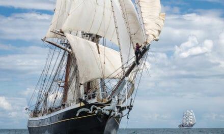 Aankondiging Tall Ships Races 2023