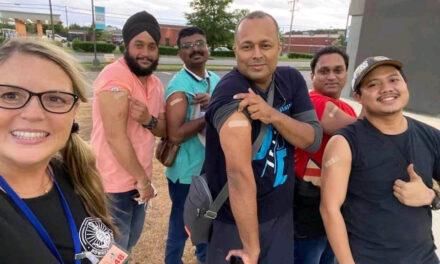 Zeevarenden blij met vaccinatie Janssen